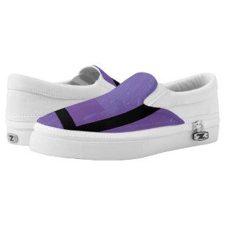 Men/Women Slip On Shoe - Rain - Purple