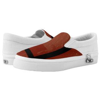Men/Women Slip On Shoe - Rain - Red