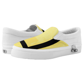 Men/Women Slip On Shoe - Rain - Yellow