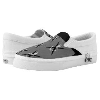 Men/Women Slip On Shoe - XO - Gray