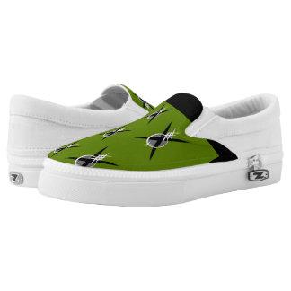 Men/Women Slip On Shoe - XO - Green
