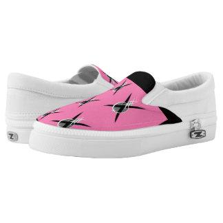 Men/Women Slip On Shoe - XO - Pink