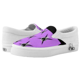 Men/Women Slip On Shoe - XO - Purple