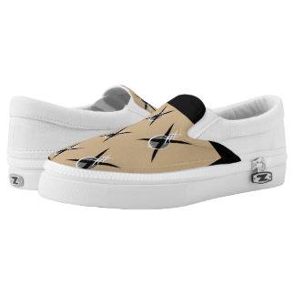 Men/Women Slip On Shoe - XO - Tan