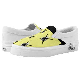 Men/Women Slip On Shoe - XO - Yellow