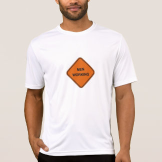 men working t-shirt