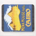 Mena House Hotel Cairo Egypt, Vintage Mouse Pad