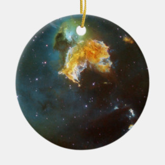 Menagerie of Stars Christmas Ornament