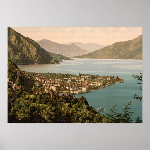 Menaggio III, Lake Como, Lombardy, Italy Print