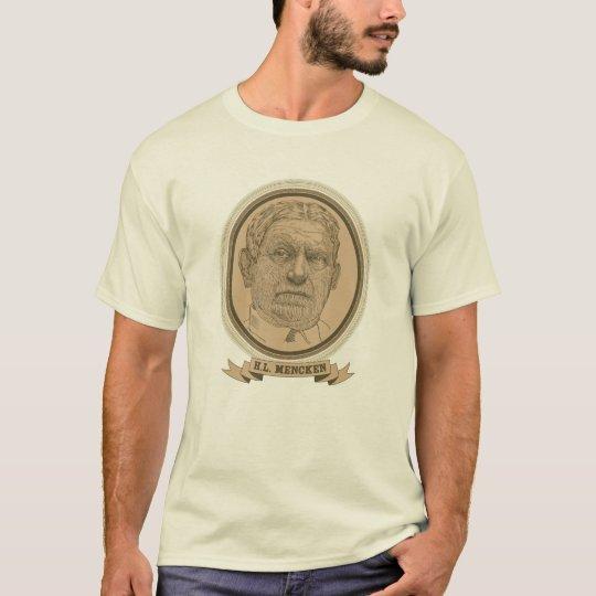Mencken Personalised Quote T-Shirt