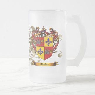Mendez Coat of arms Coffee Mug