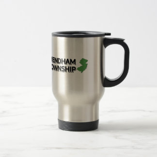 Mendham Township, New Jersey Stainless Steel Travel Mug