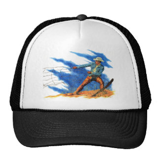 Mendin' Fences Trucker Hat