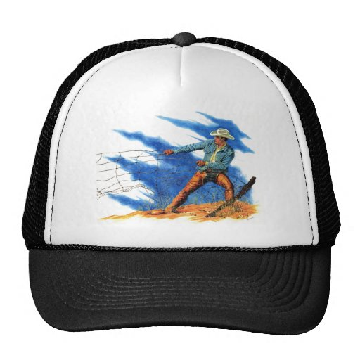 Mendin' Fences Trucker Hat