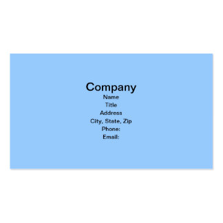 Mendocino Coast Pack Of Standard Business Cards