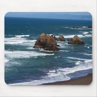Mendocino Coast Mousepad