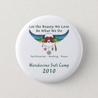Mendocino Sufi Camp 2010 button