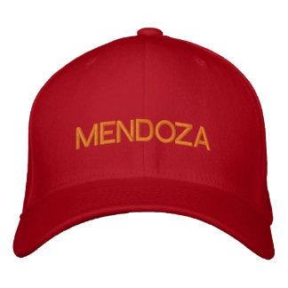 Mendoza Cap Embroidered Cap