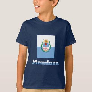 Mendoza flag with name T-Shirt
