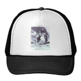 Menelas the Victor by Honore Daumier Cap
