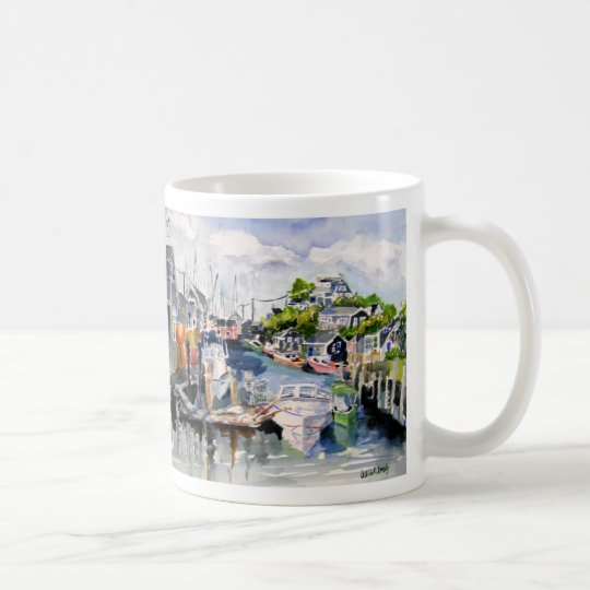 Menemsha, Marthas Vineyard Coffee Mug