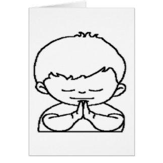menino.png greeting card