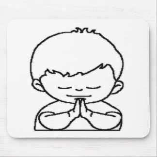 menino.png mouse pad