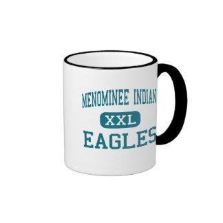 Menominee Indian - Eagles - High - Keshena Coffee Mug