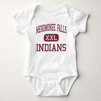 Menomonee Falls - Indians - High - Keshena Baby Bodysuit