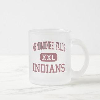 Menomonee Falls - Indians - High - Keshena Mugs