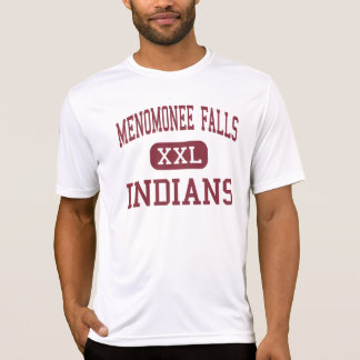 Menomonee Falls - Indians - High - Keshena Tee Shirts