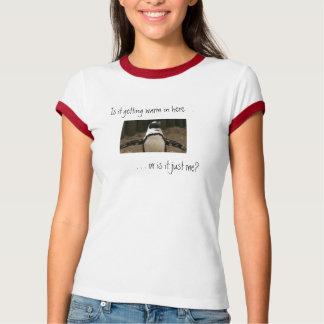 Menopausal Penguin T-shirt
