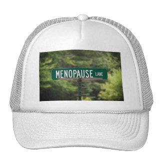 Menopause Lane Cap
