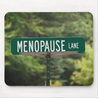Menopause Lane Mouse Pads