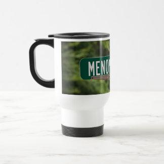 Menopause Lane Stainless Steel Travel Mug