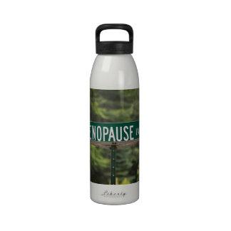 Menopause Lane Water Bottle
