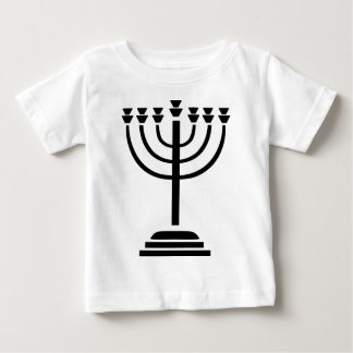 Menorah Baby T-Shirt