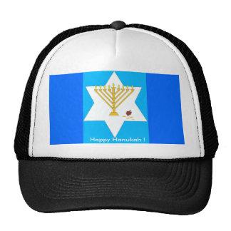 Menorah Cap Hat