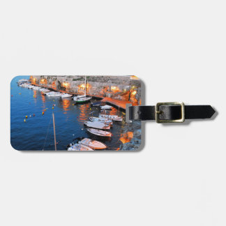 Menorca 2 luggage tag