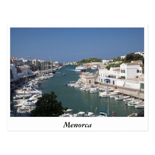 Menorcaa__-3063, Menorca Post Cards