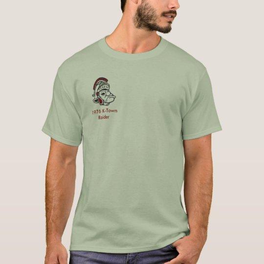 Men's 1976 K-Town T-Shirt - Customised