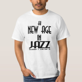 Men's a new age in jazz T-Shirt