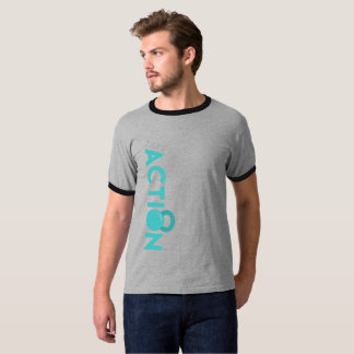 Men's Action Fitness Take Action T-Shirt - Front