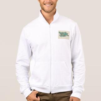 Men's addidas jacket spangleMASSIVE logo