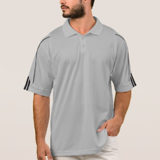 "Men's Adidas half-zipper ""DEAF GUY"" shirt"