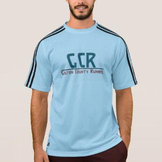 Men's Adidas Tech T-Shirt with GCR Logo