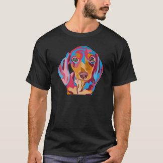 Mens Adult Dachshund T-Shirt