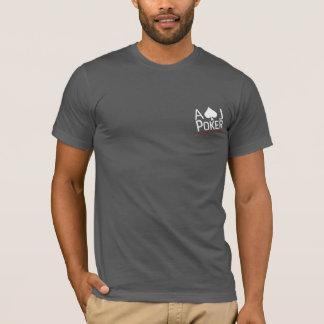 Men's AJP t-shirt made byAmerican Apparel.