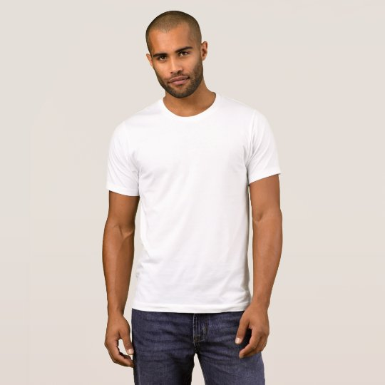 Alternative Apparel Crew Neck T-Shirt, White