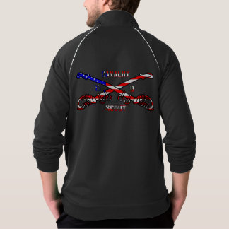 Men's American Apparel California Fleece Track Jac Jacket